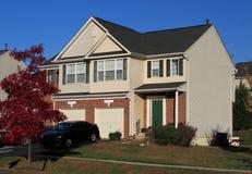 Free Duplex Homes Royalty Free Stock Image - 34881726