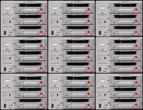 Duplicadora video fotografía de archivo