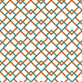 Duplicate the texture of lines and squares Royalty Free Stock Images