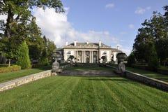 dupont uprawia ogródek dwór Zdjęcia Royalty Free