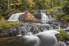 Duppy Falls in U P Immagine Stock