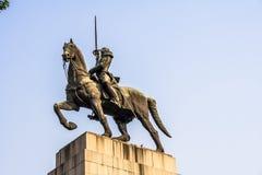 Duque de Caxias Памятник стоковое изображение rf