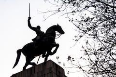 Duque de Caxias Памятник Стоковые Фото