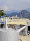 Duque de Caxias Fort στο Ρίο ντε Τζανέιρο Στοκ εικόνες με δικαίωμα ελεύθερης χρήσης