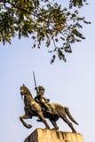 Duque de Caxias Monument fotografie stock libere da diritti