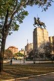 Duque de Caxias Monument fotografia stock