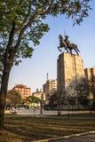 Duque de Caxias Monumento imagem de stock