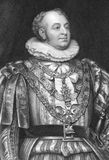 Duque de Frederick de York y de Albany foto de archivo libre de regalías