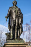 Duque de Wellington Statue en Norwich Fotografía de archivo libre de regalías