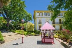 Duque do jardim de Terceira, Angra, Terceira, Açores Imagens de Stock Royalty Free