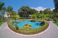 Duque do jardim de Terceira, Angra, Terceira, Açores Fotos de Stock