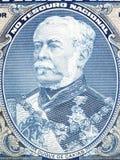 Duque do retrato de Caxias Foto de Stock
