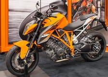 Duque super de KTM 1290 Imagem de Stock Royalty Free