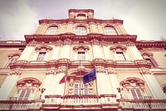 Duques Palácio, Modena Foto de Stock