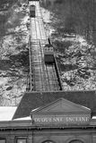 Duquesne Incline in Pittsburgh Stock Images