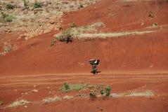 Durée éthiopienne rurale Image stock