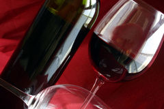 Durée 2 de vin Photographie stock libre de droits