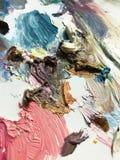 Durée colorée Photographie stock