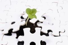 Durée comme puzzle Image libre de droits