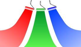 durée de colourfull Photo stock