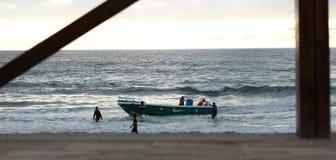 Durée de mer Photos libres de droits