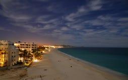 Durée de nuit de Cabo images stock