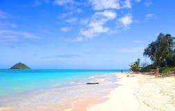 Durée de plage Photo libre de droits