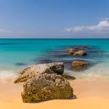 Durée 1 de plage photo libre de droits