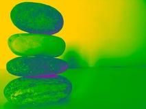 Durée en couleurs Images libres de droits