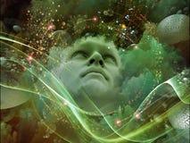 Durée intérieure de rêve Image libre de droits