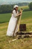 Durée médiévale photographie stock libre de droits