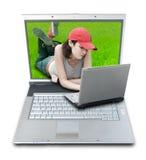 Durée mobile photographie stock libre de droits