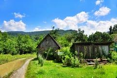 Durée rurale photographie stock libre de droits