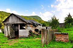 Durée rurale photo stock