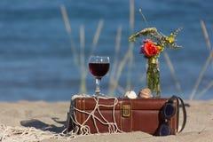 Durée toujours avec du vin Photos libres de droits