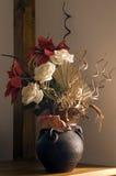 Durée toujours avec un groupe de fleur Photographie stock libre de droits