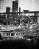 Durée urbaine Image libre de droits