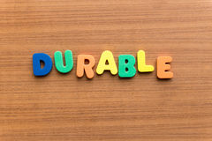 Durable Royalty Free Stock Images