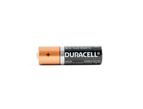 Duracell gatunku AA bateria Obraz Royalty Free