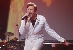 Duran Duran στο σόναρ 012 Στοκ Εικόνες