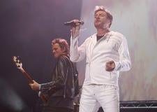 Duran Duran на звуколокации 025 Стоковое Фото