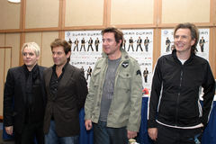 Duran Duran royaltyfri bild