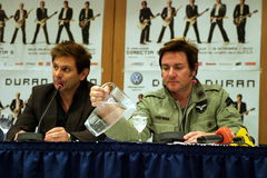 Duran Duran Royalty Free Stock Photography