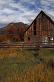 Durango Barn. Countryside Barn in Durango Colorado Royalty Free Stock Image