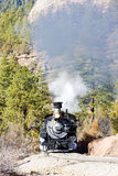 Durango and  Silverton Railroad Stock Photo
