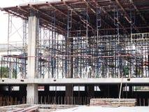 Durante la construcción Foto de archivo