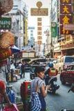 Durata di Chinatown Fotografie Stock