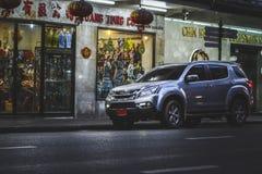 Durata di Chinatown Fotografia Stock Libera da Diritti