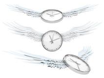 Durata di volo graziosa Illustrazione di Stock