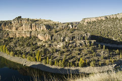 Duraton River Canyon Stock Photos